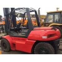 China used toyota FD100 japan forklift wholesale