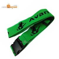"""China Luggage Strap 2"""" Luggage Belt from polyester weave tape or jacquard ribbon wholesale"""