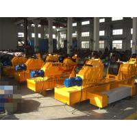 China 100 Ton Loading Capaicty Movable Pipe Welding Rollers With Electric Cabinet wholesale