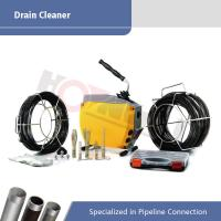 Buy cheap Max 6 Inch Pipe Electric Drain Cleaning Machine 60 M A150 2018 New from wholesalers