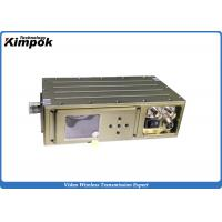 China 300Mhz - 900Mhz COFDM Video Transmitter For Broadcasting Video Audio Transmission wholesale