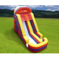 China Outdoor Inflatable Slide wholesale