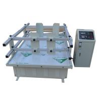 China 25.4 mm Amplitude Vibration Test Equipment 100 - 300 RPM Frequency Transport wholesale