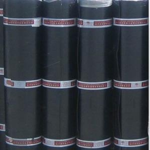 China SBS polyester felt fabric modified bitumen 3mm 4mm waterproof membrane on sale