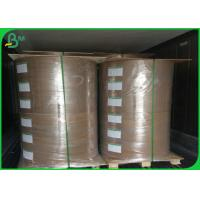 China Size Customizable Gloss Art Paper , Coated Glossy Paper 80GSM 100GSM on sale