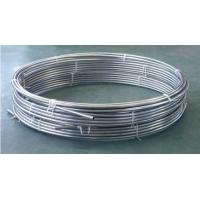 China Inconel Alloy 625(UNS N06625)Seamless Coiled coil Subsea umbilical Down hole Chemical Injection Hydraulic Control Lines wholesale