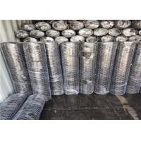 """China Galvanised 1/2"""" Mesh Hex Wire Netting For Heat Keeping wholesale"""