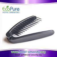 China Hair styling comb , hotel comb , hair combs wholesalers,hotel foldable comb wholesale