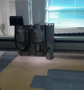 China Centred Honeycomb Board Panel sample maker cutting machine wholesale