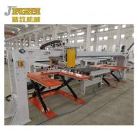 China Safe Automatic Loading Machine , Hydraulic Lifting Equipment With Double Station wholesale