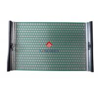 China Rectangle VSM 300 Shaker Screens 99% Filter Rating API RP 13C Standard wholesale