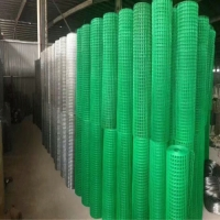 China Pvc Coated Galvanized Bwg20 1x1 Welded Wire Mesh wholesale