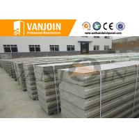 China Acoustic interior sandwich wall panels for partition , high safety wholesale