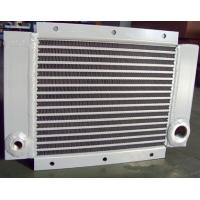 China Aluminum Plate Fin Air Compressor Heat Exchanger Vacuum Brazed Cooling System wholesale