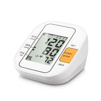 China Multi Panel Electronic Blood Pressure Monitor , Wrist Blood Pressure Meter For Daily Checks wholesale