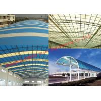 Buy cheap UPVC Roofing Sheet Steel Buildings Kits For Factory Building And Construction from wholesalers