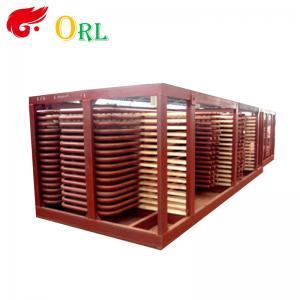 Buy cheap 80MW Petroleum Industry CFB Boiler Superheater OEM TUV Superheater In Boiler from wholesalers