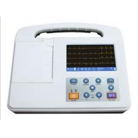 China 3 Channel Ecg Monitoring Device , Portable Ecg Machines High Accuracy wholesale