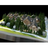 Quality ABS Plastic Architectural Model Maker Durable For Township Layout for sale