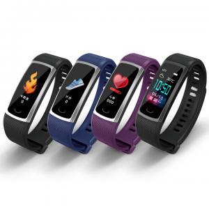 China 90mah Battery Capacity Smart Sport Watch Real Time Blood Pressure Monitoring wholesale