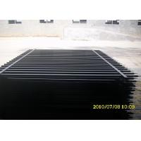 Buy cheap Outdoor Tubular Metal Fence , Ornamental Gates And Railings For Balcony Stair from wholesalers
