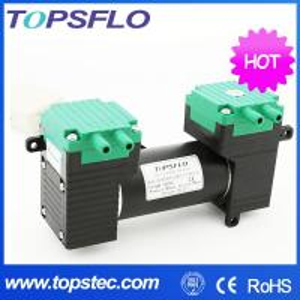 China TOPSFLO dc membrane pump,mini vacuum/pressure pump for medical  TMD40 wholesale