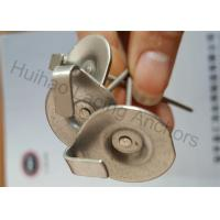 China US Standard SS Insulation anchor Pins With Lacing Washer For Removable Covers wholesale