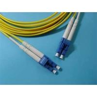 China 0.9mm / 2.0 mm / 3.0 mm Cable DIN Connector Optical Fiber Patch Cord GR-326-CORE Standard wholesale
