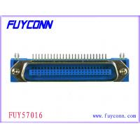 China Centronic Ribbon Male 24 Pin Centronics Connector For Circuit Board on sale