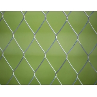 China 4meter Width 25mm 0.50m/Roll Chain Link Fences For Protection wholesale