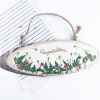 China Door Hanger Material Pressing Large Flowers , Pressed Wildflowers For Restaurant wholesale