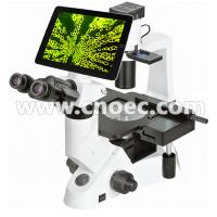 Quality 9.7 Inch Screen Digital LCD Inverted Biological Microscope A33.1005 for sale