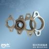 China Zinc Alloy Automatic Aligning Medical Machinery Bearing High Performance FL000-FL006 wholesale