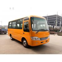 Buy cheap Star Minibus Diesel Engine Tourist  School Bus With 19 Seats New Design from wholesalers