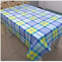 China Fruit PVC Table Cloth For Home Use , Wipe Clean Table Covers wholesale