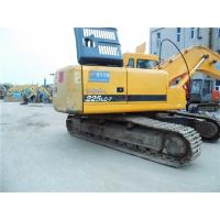 China Used HYUNDAI R225LC-7 Excavator For SALE wholesale