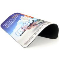 China Factory direct sales soft mouse mats with customized design, mouse pad for sublimation wholesale