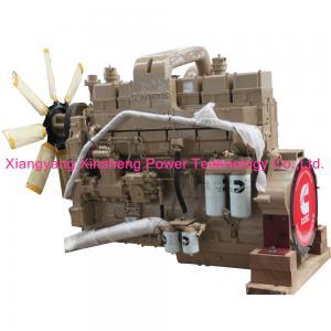 Buy cheap KT19-C450 CCEC Chongqing Cummings Diesel Engine / Six Cylinder Diesel Engine from wholesalers