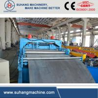 China Cable Tray Width 100-600mm High Speed Fully Automatic Cable Tray Making Machine wholesale
