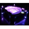 China 5 person NEW design luxury balboa outdoor spa hot tub WS-192 wholesale