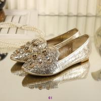 China Wholesale New arrival McQueen skulls sequins flat shoes metal rivets coyotes leather shoes wholesale