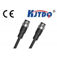 Buy cheap M12 Waterproof Connector Cable / Proximity Sensors Cable Industrial Ethernet from wholesalers