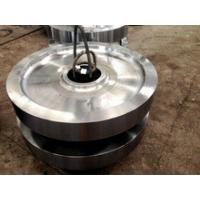 China AISI 4130 4140 316 Forged Forging Steel Axial Radial Bogie Guiding Whells wholesale