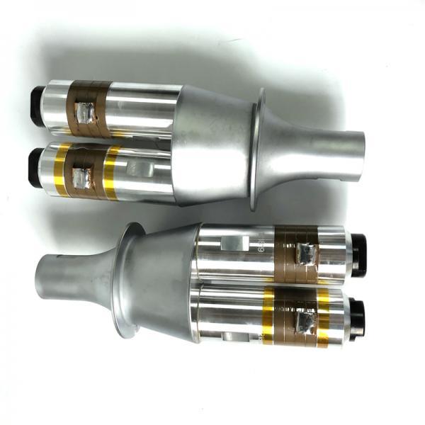 15kHz 4200W N95 Mask Machine Ultrasonic Welding Transducer Booster Horn for welding machine
