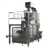 China Multihead weigher Macadamia/Date palm Gusseted fungus packing machine with granule automatic feeder wholesale