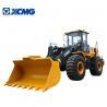 China Customized 5 Ton Compact Wheel Loader LW500FV Shangchai / Weichai Engine wholesale