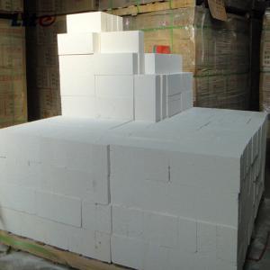 China Customized Heat Insulation Bricks Aluminum Lightweight Insulating White Mullite wholesale