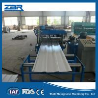 China Automatic Shutter Door Roll Forming Machine 20Mpa Hydraulic Pressure 11Kw Brake Motor wholesale