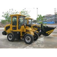 China Rigid Steel Structure Mini Wheel Loader with 1000kg Rated Load 0.5 m3 Bucket Capacity wholesale