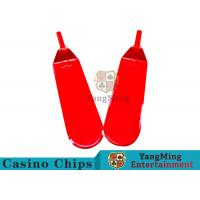 China Baccarat Acrylic Plastic Casino Game Accessories Comfortable Poker Brand Shovel for sale